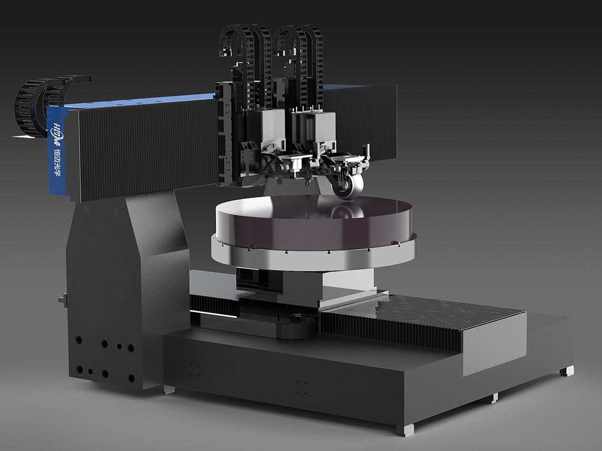 原位检测-磁流变抛光机
